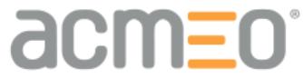 Acmeo Cloud Distribution