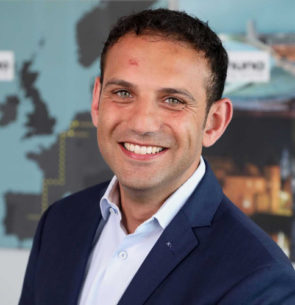 Daniel van Slochteren, CEO, Kahuna
